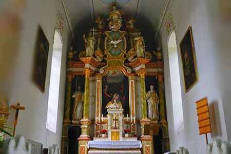 Kirchenaltar